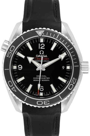 Omega Stainless Steel Seamaster Planet Ocean Co-Axial 232.32.42.21.01.003 Men's Wristwatch 45.5 MM