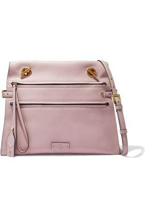 VALENTINO GARAVANI Women Shoulder Bags - Woman Pebbled-leather Shoulder Bag Pastel Size