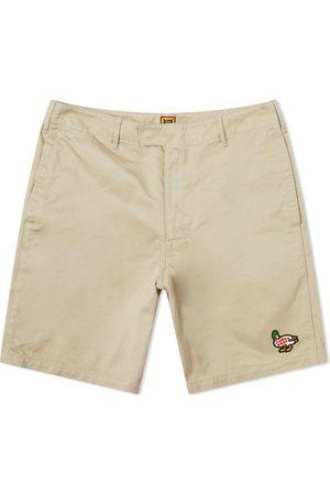 HUMAN MADE Embroidery Chino Shorts