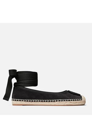 Tory Burch Women's Minnie Ballet Espadrilles
