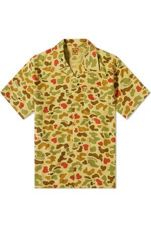 HUMAN MADE Men Shirts - Duck Camo Aloha Shirt