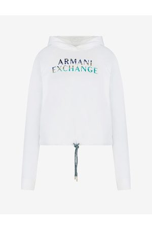 ARMANI EXCHANGE Women Hoodies - Hoodie Cotton