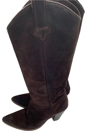 SARTORE Women Boots - Leather Boots