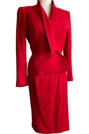 Thierry Mugler Women Dresses - Wool Dresses