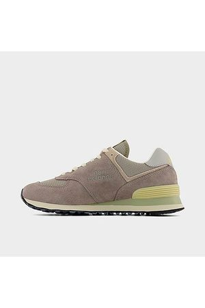 New Balance 574 Un-N-Ding Casual Shoes in Grey/Grey Size 7.5 Leather