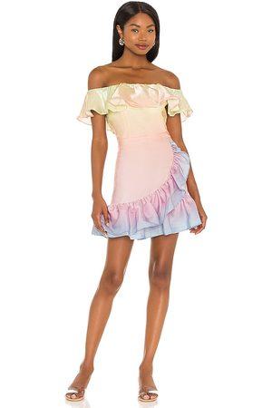 Yumi Kim Santa Fe Dress in Blush.