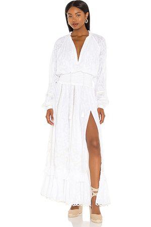 HEMANT AND NANDITA X REVOLVE Mavi Maxi Dress in .