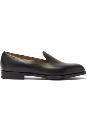 EDWARD GREEN Charles Leather Slippers - Mens