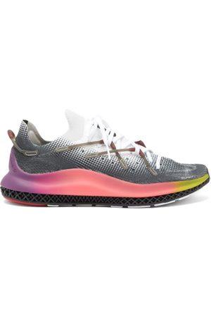 Adidas 4d Fusio Primeknit Running Trainers - Mens - Multi