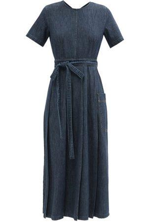 Weekend Max Mara - Teatino Dress - Womens - Dark