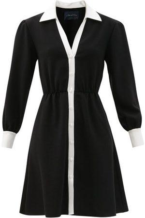 Julie De Libran - Fanélie Wool Shirt Dress - Womens - &