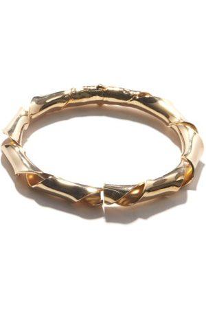 ROSANTICA Bamboo Metal Bracelet - Womens