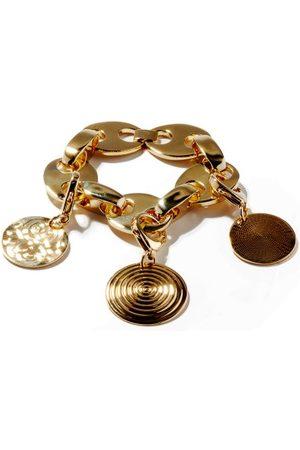 Paco rabanne Eight Charm Mariner-chain Bracelet - Womens