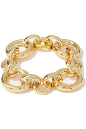 Laura Lombardi Calle 14kt -plated Chain Bracelet - Womens