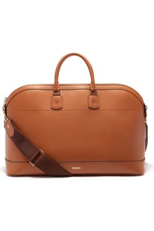 Women Purses - Tanner Krolle - Sportsman 48 Leather Holdall Bag - Womens - Tan