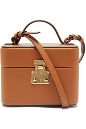 Tanner Krolle - Annabel 18 Leather Box Bag - Womens - Tan