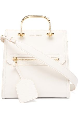 Alexander Mcqueen - The Short Story Leather Cross-body Bag - Womens
