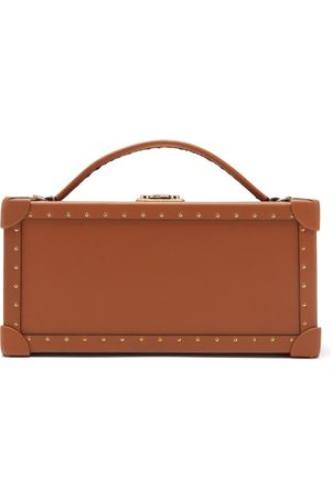TANNER KROLLE Wicket 15 Studded Leather Box Bag - Womens - Tan