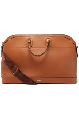 TANNER KROLLE Sportsman 55 Leather Holdall Bag - Womens - Tan