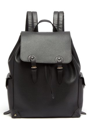TANNER KROLLE Freddy 42 Grained-leather Backpack - Womens