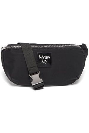 Christopher Kane More Joy Logo-patch Shell Belt Bag - Mens
