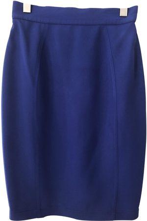 Thierry Mugler Viscose Skirts