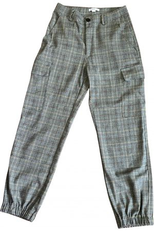 Subdued Cloth Trousers