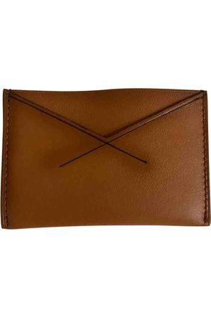 Ermenegildo Zegna Leather Small Bags\, Wallets & Cases