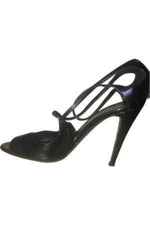 WALTER STEIGER Patent leather heels