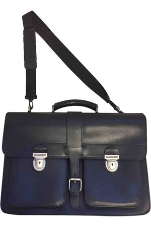 A.G. Spalding & Bros. Leather Bags