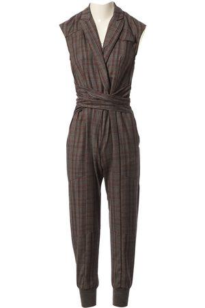 Brunello Cucinelli Cotton Jumpsuits