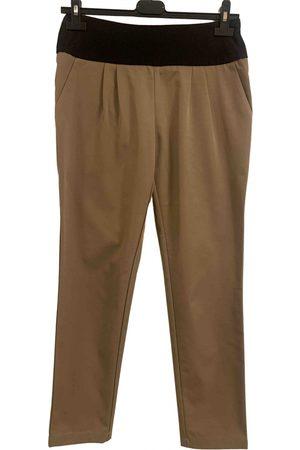 Marc Jacobs Cotton Trousers