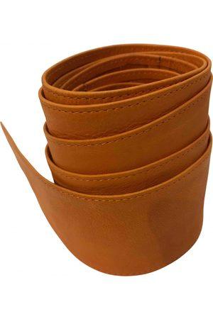 Stefanel Leather Belts