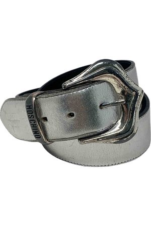 Moschino Leather Belts
