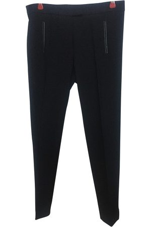 Maje Synthetic Trousers