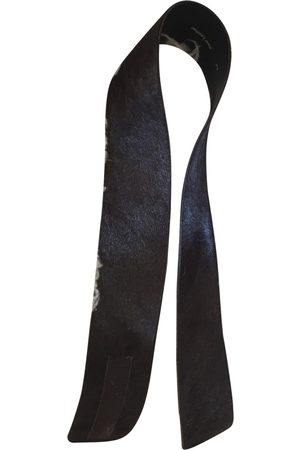 Claudia Sträter Leather Belts