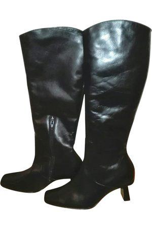 Gianfranco Ferré Leather Boots