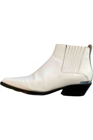 RAG&BONE Leather Ankle Boots
