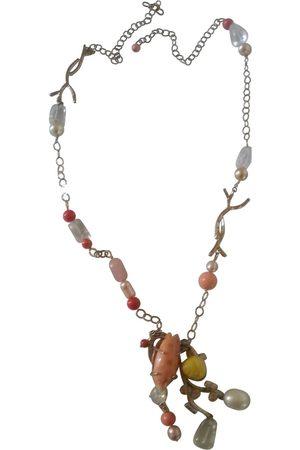 PHILIPPE FERRANDIS Metal Long Necklaces