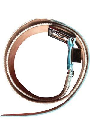 Dolce & Gabbana Cotton Belts