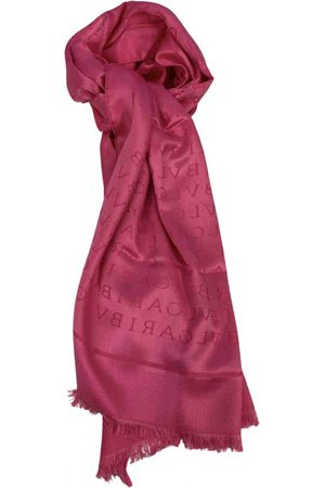 Bvlgari Silk Scarves