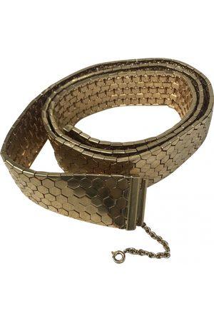 Céline Metal Belts