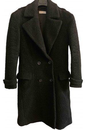 WEILI ZHENG Polyester Coats