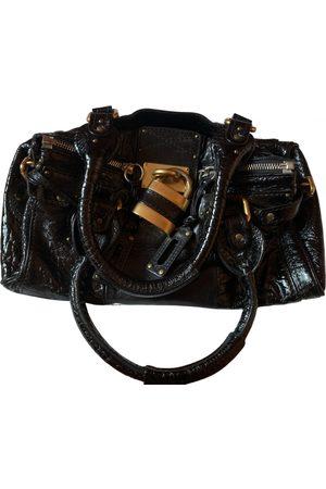 Chloé Paddington patent leather handbag
