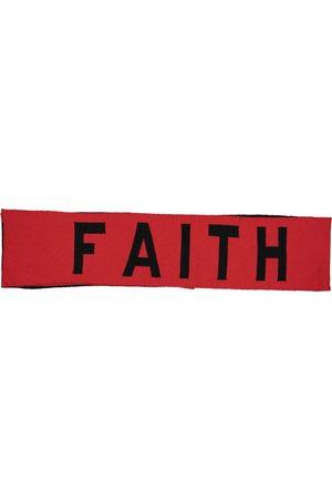 FAITH CONNEXION Wool Scarves & Pocket Squares