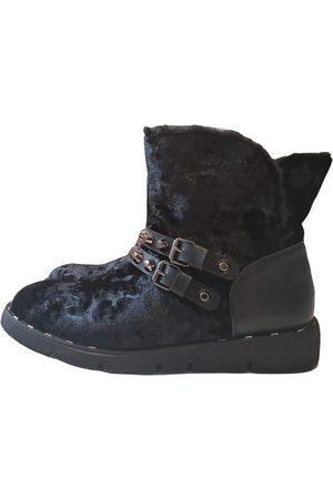 Primadonna Faux fur Ankle Boots