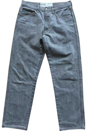 Moschino Men Jeans - Cotton Jeans