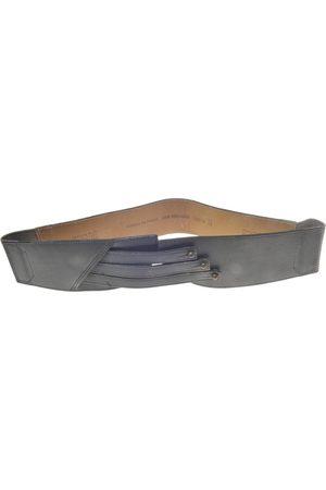 EMMANUELLE KHANH Leather Belts