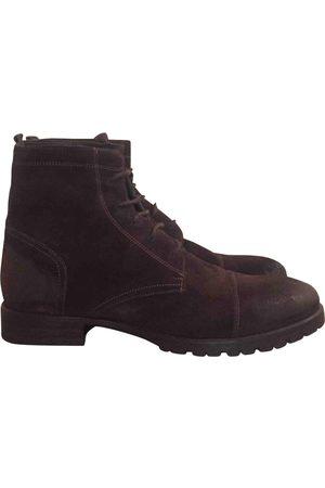 Antony Morato Suede Boots