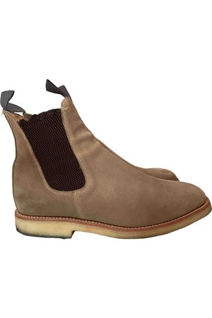 JOSHUA SANDERS Leather Boots